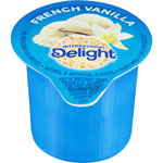 International Delight Liquid Coffee Creamer, Int Delight, .5oz, 192/CT, French Vanilla