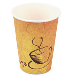 International Paper Premium Paper Hot Drink Cups, Paper, 8 oz., 600/Carton