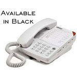 ITT Cortelco 220200-VBA-27S Colleague Memory Plus Telephone, Black