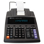 Innovera 15990 2 Color Printing Calculator, 12Mm Fluorescent Display