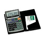 Innovera 15995 Handheld Business Calculator, Battery Powered, LCD Display