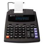 Innovera 16000 2 Color Roller Printing Calculator, 12 Digit LCD