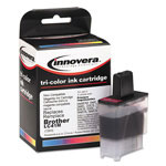 Innovera Replacement Ink Jet Cartridge, Replaces Brother LC41M, Magenta