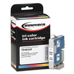 Innovera 48220 Replacement Cyan Ink Jet Cartridge, Replaces Epson T048220