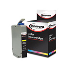 Innovera 48420 Replacement Yellow Ink Jet Cartridge, Replaces Epson T048420