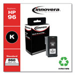 Innovera Replacement Ink Jet Cartridges, Hi Capacity, Black