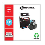 Innovera 74Wn (C8774Wn, 2) Inkjet Cartridge, Photo Light Cyan
