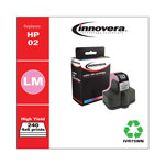 Innovera 75Wn (C8775Wn, 2) Inkjet Cartridge, Photo Light Magenta