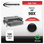 Innovera High-Yield Laser Toner Cart For Hp Laserjet 4, 4M, 4M Plus, 5, 5M, 5N, Black