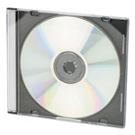Innovera Slim CD Cases, Clear