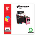 Innovera C656AN Compatible Remanufactured Ink, 360 Page-Yield, Tri-Color