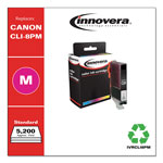 Innovera CLI8PM (CLI-8PM) Compatible Remanufactured Inkjet Cartridge, Photo Magenta