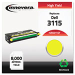 Innovera D3115Y Compatible High-Yield Toner, 8000 Page-Yield, Yellow