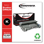 Innovera DR620 (DR620) Compatible Drum, 25,000 Page-Yield, Black
