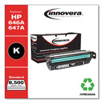 Innovera E260A Compatible Remanufactured Toner, 8500 Page-Yield, Black