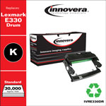 Innovera Compatible Remanufactured 310-5404 (E330) Toner, 30000 Page-Yield, Black