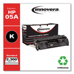 Innovera E505A Compatible Reman Toner, 2,300 Page-Yield, Black