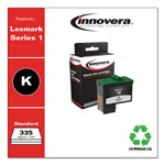 Innovera Black Compatible Remanufacturered Toner Cartridge Model 10N0016 Page Yield 410