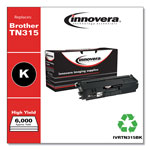 Innovera TN315BK Compatible Reman Toner, High Yield, 6000 Page-Yield, Black