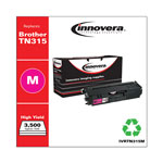 Innovera TN315M Compatible Reman Toner, High Yield, 3500 Page-Yield, Magenta