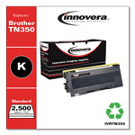 Innovera Remanufactured TN350 Toner, Black