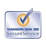 Tandberg Data SecureService Extended Service Agreement - 2 Years - On-site