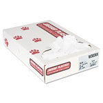 Jaguar Plastics Industrial Strength Commercial Can Liners, 30gal, .9mil, White, 100/Carton