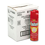 Endust Professional Cleaning and Dusting Spray, 15oz Aerosol, 6/Carton