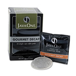 Five Star Distributors Java One 30210 Single Cup Coffee Pods, Columbian Decaf
