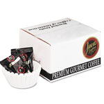 Java Trading Company 302742 100% Columbian Coffee Portion Packs, 1 1/2 Ounces