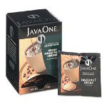 Java One™ 70510 Single Cup Coffee Pods, Hazelnut Decaf