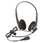 GN Netcom GN 2015STNB Corded SoundTube Headset, Binaural, Amplifier Connectivity