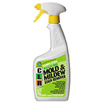 CLR Bleach Free Mold & Mildew Stain Remover, 32 oz Spray Bottle, 6/CT