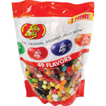 Jelly Belly® Original Jelly Beans, 49 Gourmet Flavors, 2 lb Bag