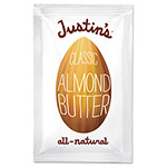 Justin's Classic Almond Butter, 1.15 oz Squeeze Pack, 10/Box