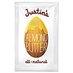 Justin's Honey Almond Butter, 1.15 oz Squeeze Pack, 10/Box