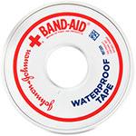 Johnson & Johnson Waterproof Tape Ban-Aid, 36/CT, White