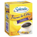 Splenda® Hazelnut Stick Packets, 0.035 oz.