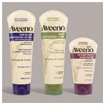 Aveeno 3684 Skin Relief Moisturizing Lotion with Menthol, 8 Ounce