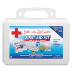 Johnson & Johnson Office/Professional First Aid Kit for Up to 25 People, 158 Pieces