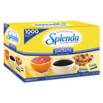 Splenda® No Calorie Sweetener, 0.35 oz Packets, 1000 per Carton