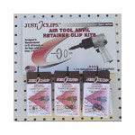 Just Clips Anvil Retainer Clip Kit Display