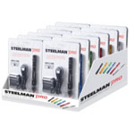 JS Rechargeable Penlights 12-pack With POP Display