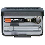 Maglite® Solitaire Flashlight Gift Box, Grey