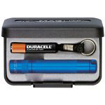 Maglite® Solitaire Flashlight Gift Box, Blue