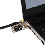 Kensington™ ClickSafe Combination Ultra Lock laptop lock