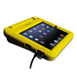 Kensington SafeGrip Security Case & Lock - Protective Case For Web Tablet