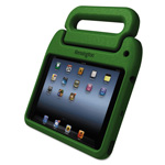 Kensington SafeGrip Rugged Case & Stand - Protective Case For Web Tablet