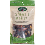 Kar's California Medley, 5oz Bag, Sodium Free Blend