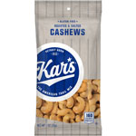 Kar's Salted Cashews, 1.0 oz. Pack, 30/BX
